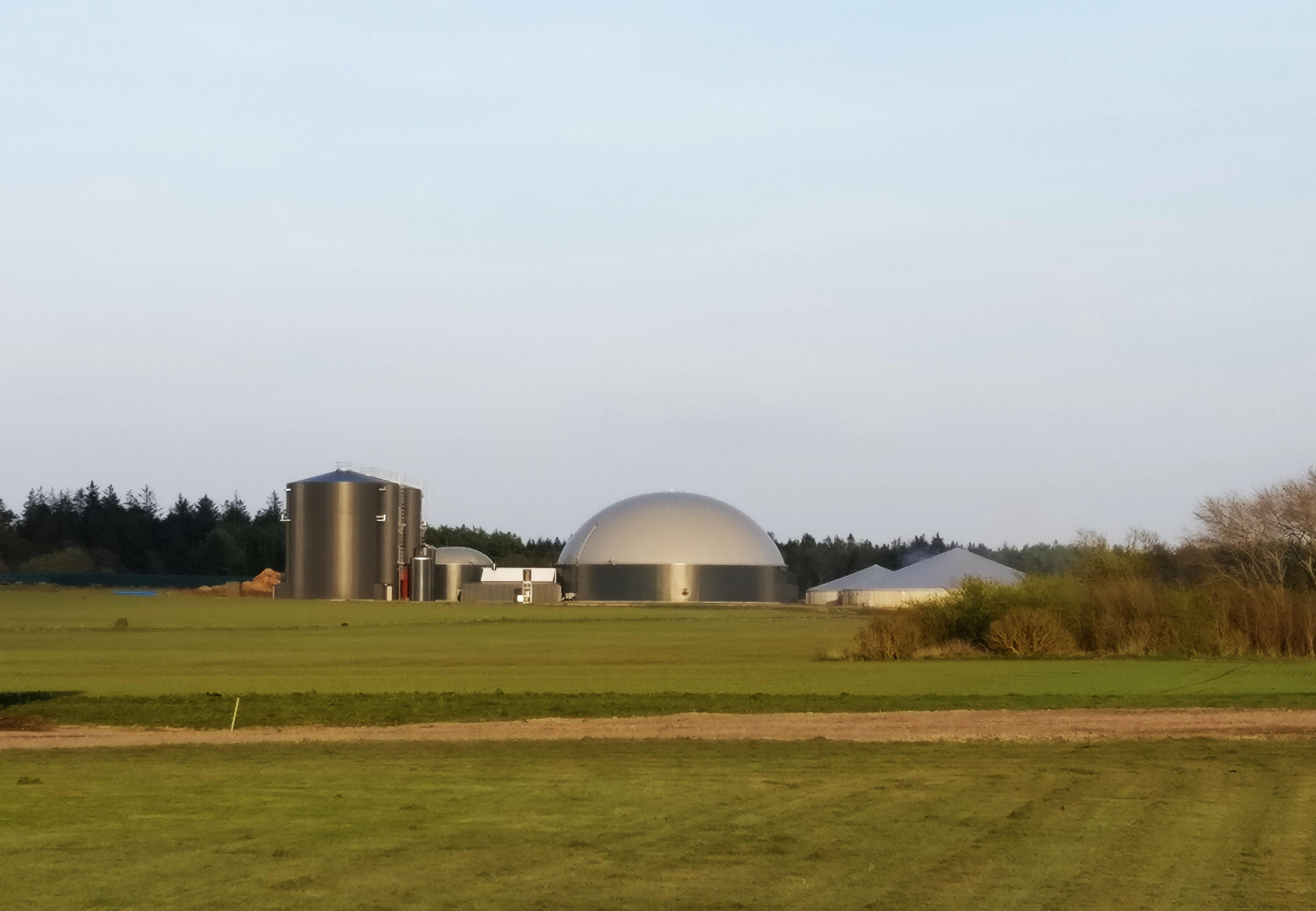 Biogas i Sdr.Vium
