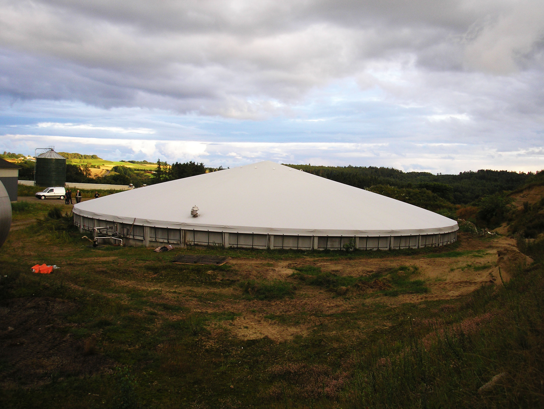 Biogasoverdækning - Frederikshavn