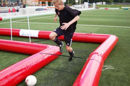 Mini fodboldskole - 2011