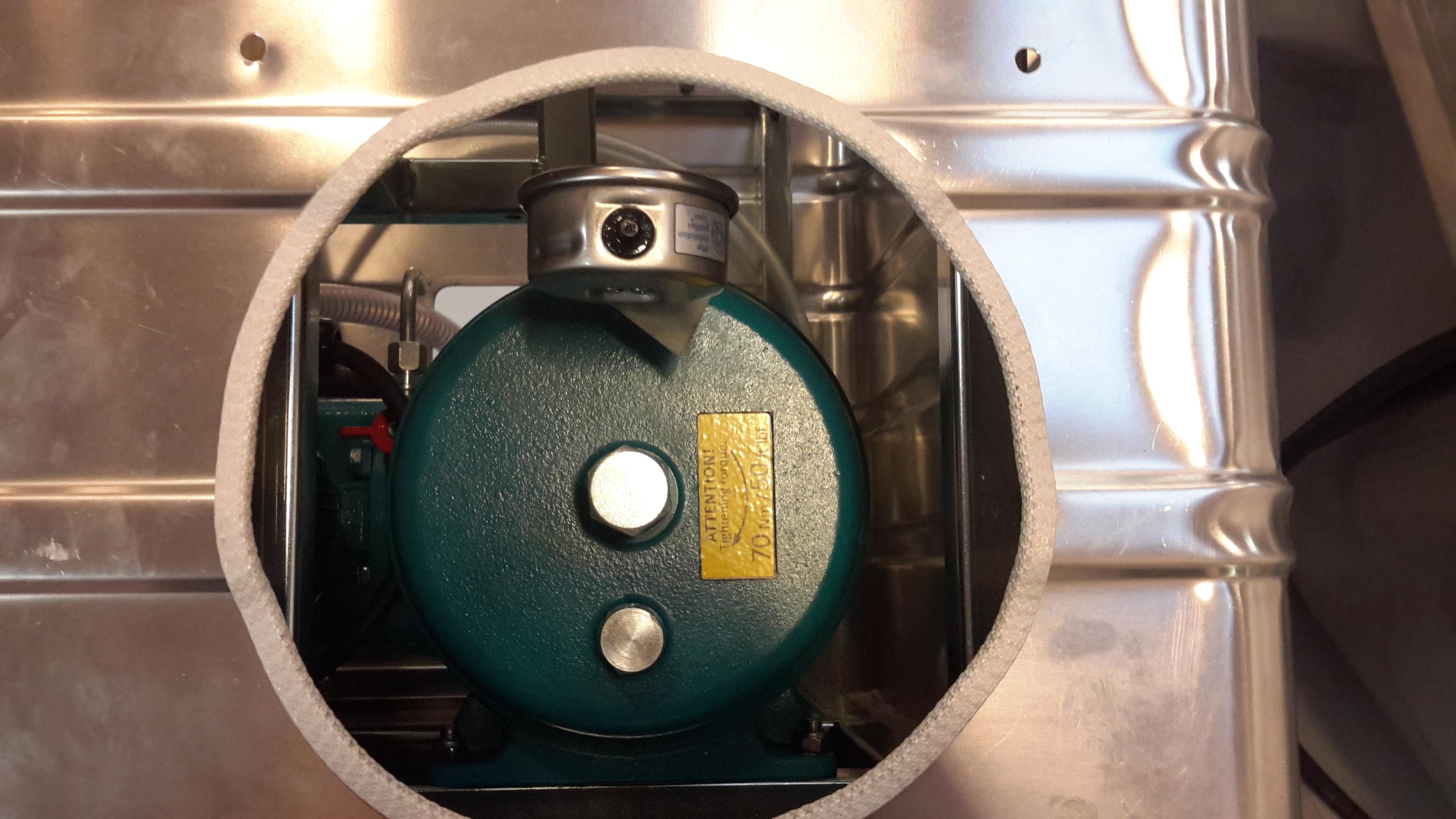 Renser til dieselrensningsanlæg
