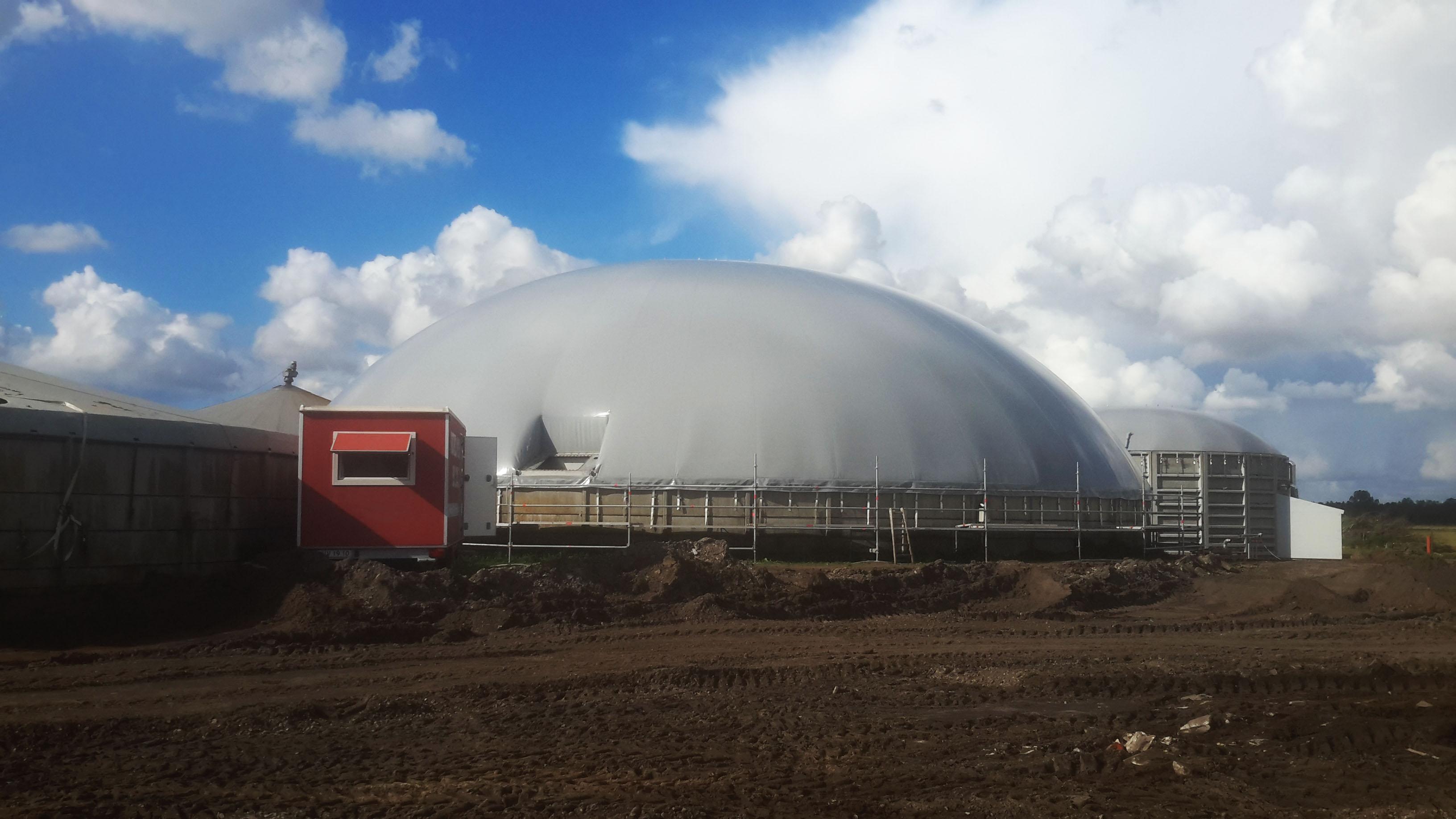 Ulsted biogaslager